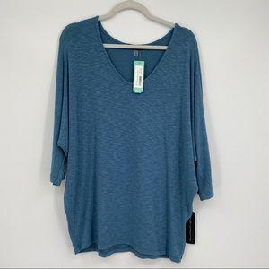 Stitch fix Laila Jayde top shirt blouse XL NWT